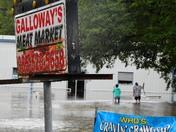 I-12 Flooding  From Sontheimer Overpass