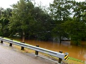 Tangipahoa river at hwy 22