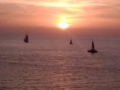 Aruba sunset 06/2015