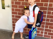 Noah's First Day of 1st Grade!