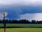Funnel Clouds Blanchard Oh