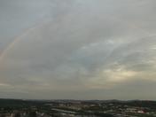 Rainbow just now
