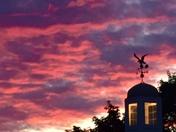 Andover , Ma - sunset