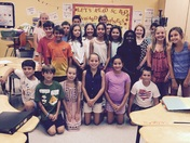 Mrs. Basanda's 2016-17 Fifth Grade Class-Monarch Elementary