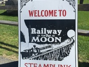 Railway to the Moon SteamPunk Festival at The Cog Railway