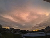 Time-Lapse - Interesting Clouds and Colors at sunset after storm Friday Evening