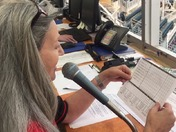 Francine Walker PA announcer at Isotopes.