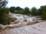 Flash Flooding in Hernandez/Espanola