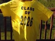 Maggie Stine is a 3rd Grader!