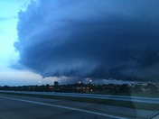 Cass county Thunderstorm