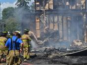 More photos from Devon Creek Development Fire