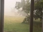 Piedmont storm