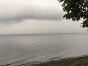 Storm on Maquam Shore