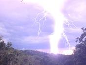 Lightning Strike 8/28/2016