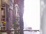 Severe thunder storm