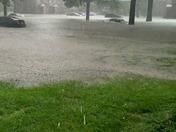 Glenmeadow Apts. Flood
