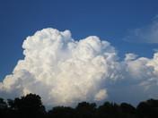 The buildingof the storm 8-28-16