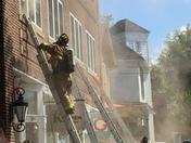 Fire in Ligonier