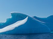 Iceberg - Bay Bulls, Newfoundland