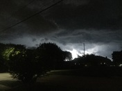 Northern Uniontownphoto of the Sunday,Aug 28 storm
