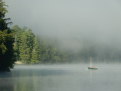 Lake Colby Fog