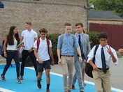 British International School of Boston Welcomes our Students