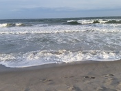 Ocean Isle Beach with Hermine coming in