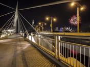 Fireworks Over Winnipeg