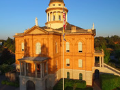 Placer County's Historic Courthouse in Auburn, CA