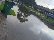 Flooded in Terrytown