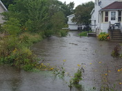 Mayville Flooding