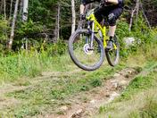 Downhill!