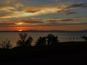 Sunrise this morning, Thursday 9-8-2016.