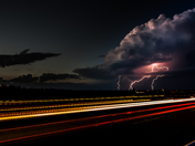 Fast Moving Storm