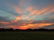 Beautiful Oklahoma Sky