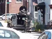Manchester SWAT Arrests on Mmerrimack Street