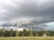 NW  Norman looking west