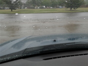Flooding near 89th and May ave