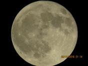 Harvest Moon Full Moon