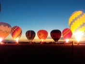 Creston hot-air balloon days