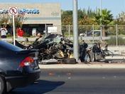 Roseville am single vehicle crash