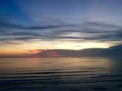 Sunrise at Daytona Beach Shores