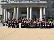Masons at Concord dedication 200 yrs