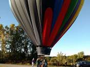 Adirondacks  Hot air balloon  festival