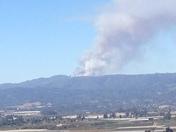 Santa Cruz mountains fire