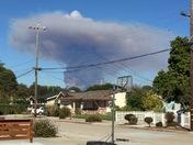 Loma Prieta fire