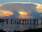 Rays Over Lake Pontchartrain