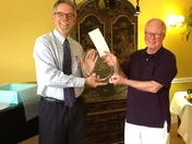 Woodstock Terrace Assisted Living Honors Local Volunteer with Annual Senior Serv