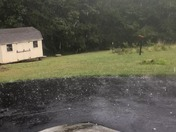 Hail in Mt. Airy