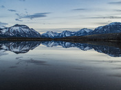 Reflections Of Waterton NP